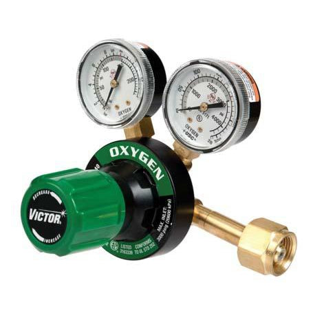 Victor G250-150-540 Medium Duty Regulator - Oxygen - 0781-9400
