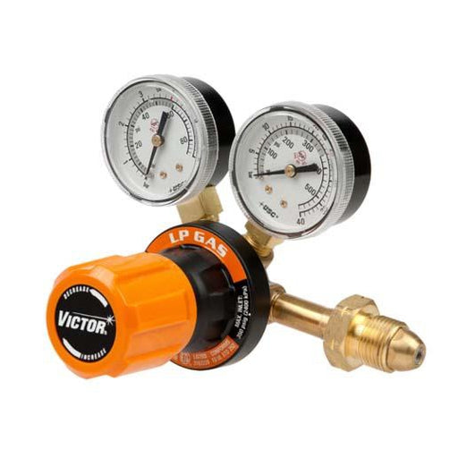 Victor G350-60-510LP Heavy Duty Regulator - Propane - 0781-9422