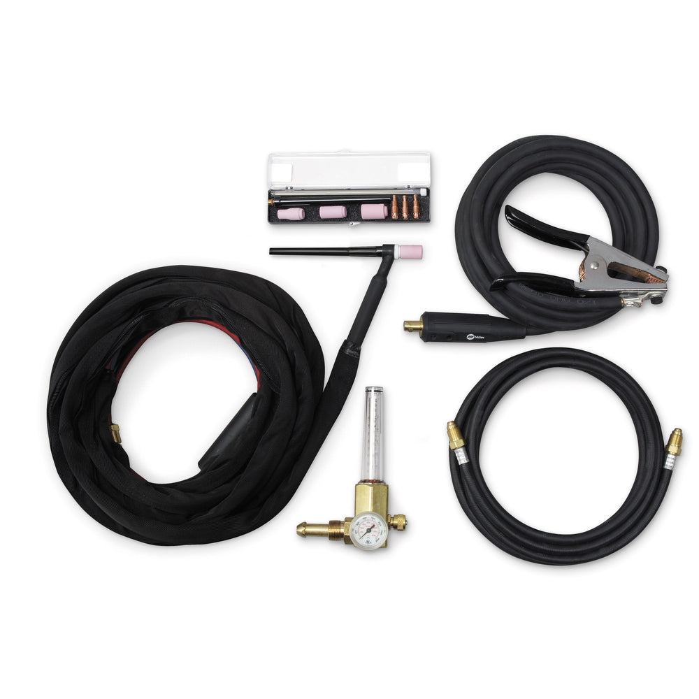 Miller Weldcraft Water-Cooled Torch Kit (250A for WP20 Torch) - 300185