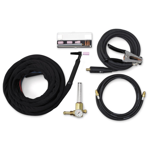 Weldcraft W-375 Super Cool TIG Torch Kit, 25 ft - 301268