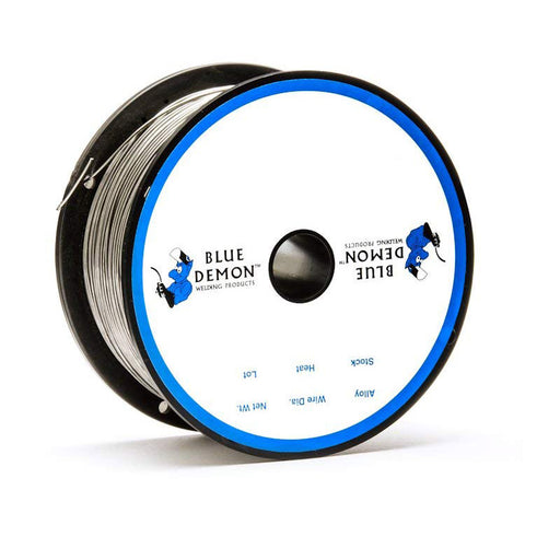 Blue Demon 308LFC-O .035 1lb stainless flux core wire - 308LFCO-035-01