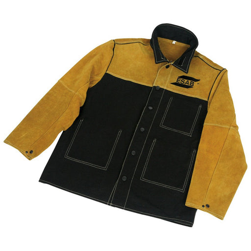 ESAB Proban/Leather Welding Jacket - 0700010302