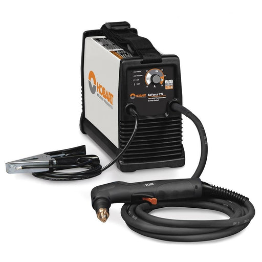 Hobart AirForce 27i Plasma Cutter with XT30R Plasma Torch
