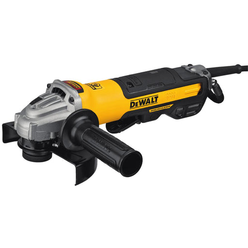 "Dewalt 13 Amp Corded 5"" to 6"" Brushless Angle Grinder w/ Paddle Switch - DWE43244N"