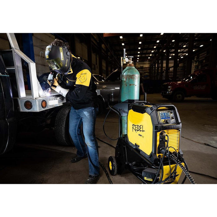 ESAB Rebel EMP 285 Application Photo MIG Welding