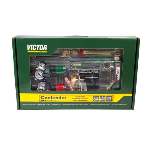 Victor Contender 540/510 Edge 2.0 Heavy Duty Outfit (Propane) - 0384-2132