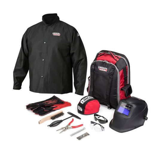 Lincoln Electric Introductory Welding Gear Ready-Pak - K4590