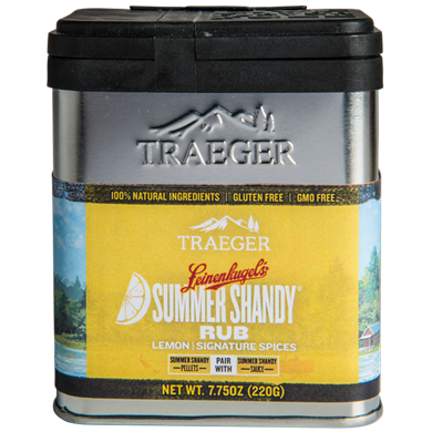 Traeger Leinenkugel's Summer Shandy Rub