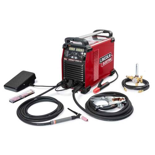 Lincoln Aspect 230 DC Air Cooled One-Pak TIG Welder - K4347-1