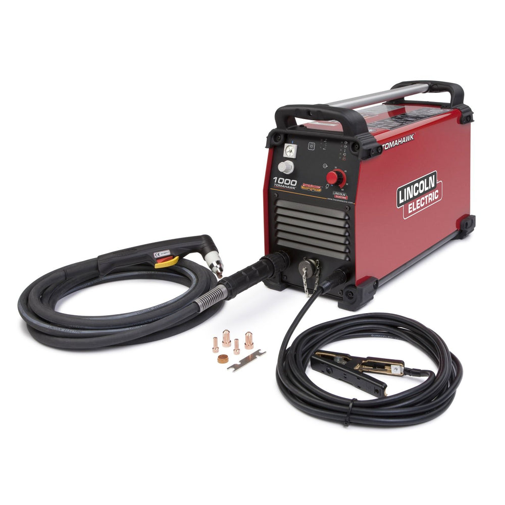 Lincoln Tomahawk 1000 Plasma Cutter with Hand Torch - K2808-1