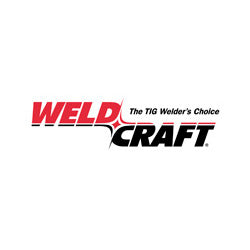 Weldcraft - Torch Head, 200A, 90 deg, Red - R26F