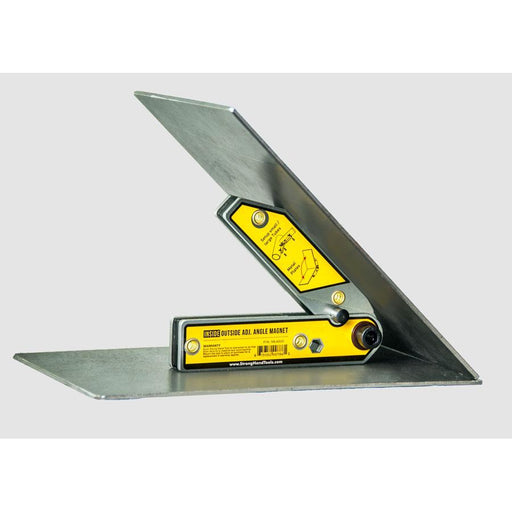 "Strong Hand Tools Adjustable Inside / Outside Angle Magnet, 6"" - MLA600"