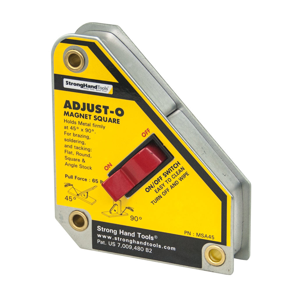 Strong Hand Heavy-Duty Magnet Square - MSA46-HD