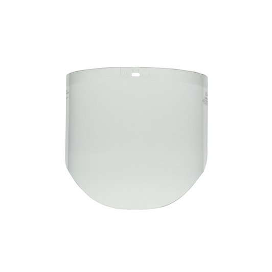 Aearo AO Safety Tuffmaster W96 Clear Propionate Window Faceshield - 82700-00000