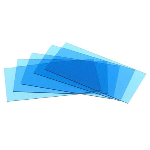 Optrel Blue 1.0 Inside Cover Plate, 5/pk - 5000.450