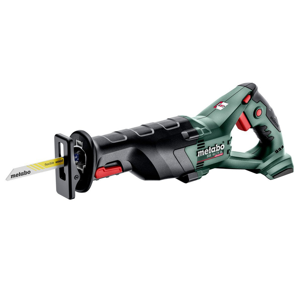 Metabo SSE 18 LTX BL Cordless reciprocating Saw 602267850