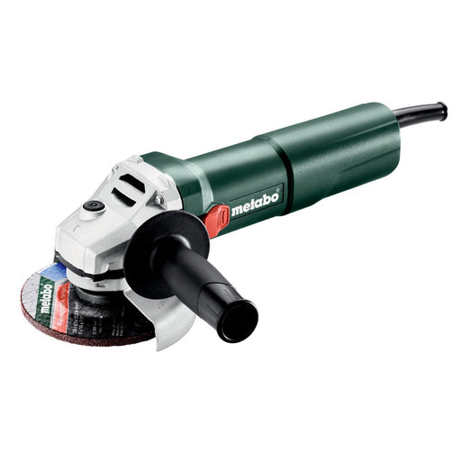 "Metabo W 1100-125 4.5""-5"" Quick Angle Grinder w/ Lock-On, 11 Amp - 603614420"