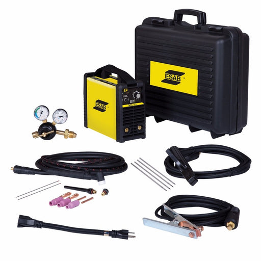 ESAB ES95i DC TIG and Stick Suitcase Welder - W1003210