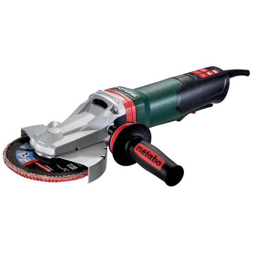 "Metabo WEPB 15-150 Quick Flat-Head Angle Grinder, 6"" - 613085420"