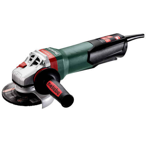 "Metabo WPB 13-125 Quick DS 4.5""-5"" Angle Grinder w/ Mechanical Disc Brake - 600437420"