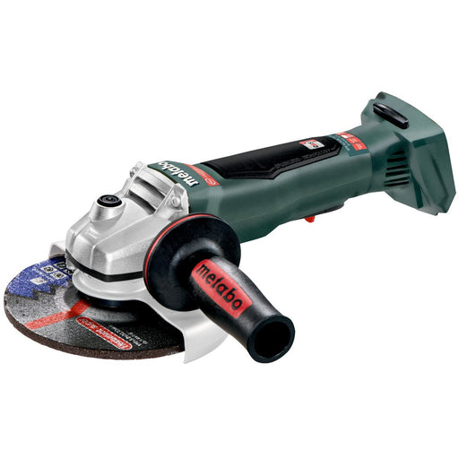 "Metabo WPB 18 LTX BL 150 6"" Cordless Angle Grinder - 613076860"