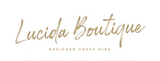 Rent Designer Dresses Online - Lucida Boutique