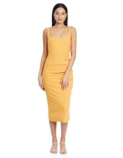 Bec & Bridge - Karina Tuck Midi Dress
