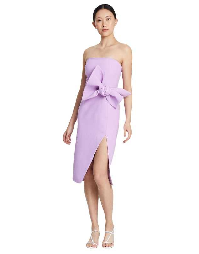 By Johnny - Bow Tie Strapless Dress