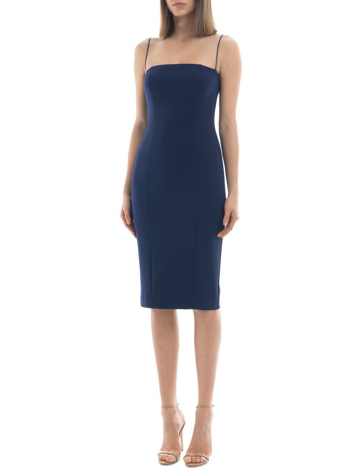 MISHA Collection - Sophie Dress, Navy