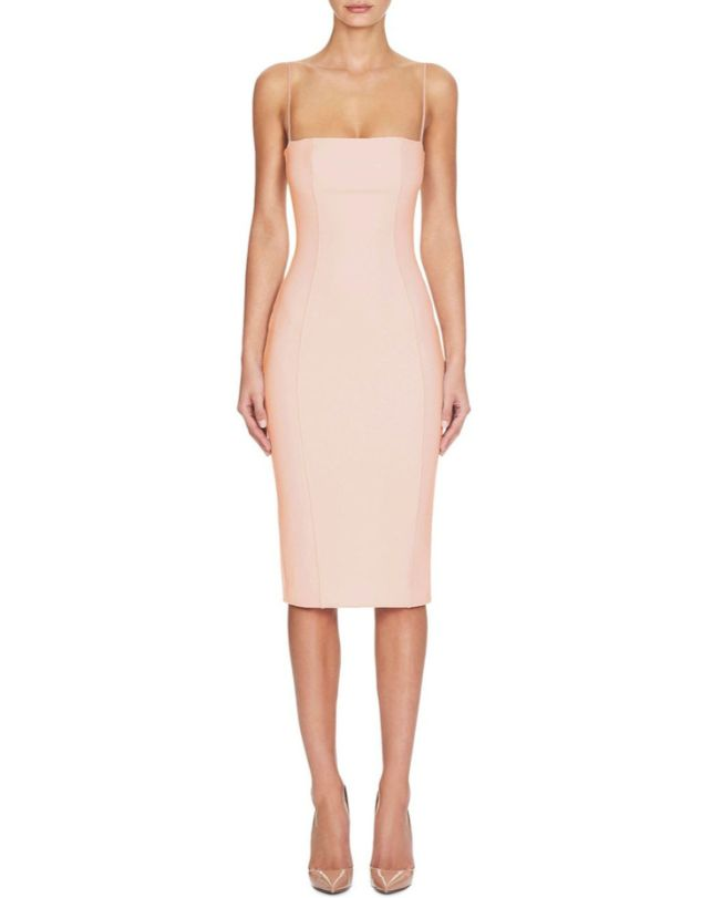 MISHA Collection - Sophie Dress, Pale Pink