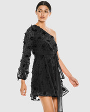 Talulah - Scarlett Ruffle Mini Dress