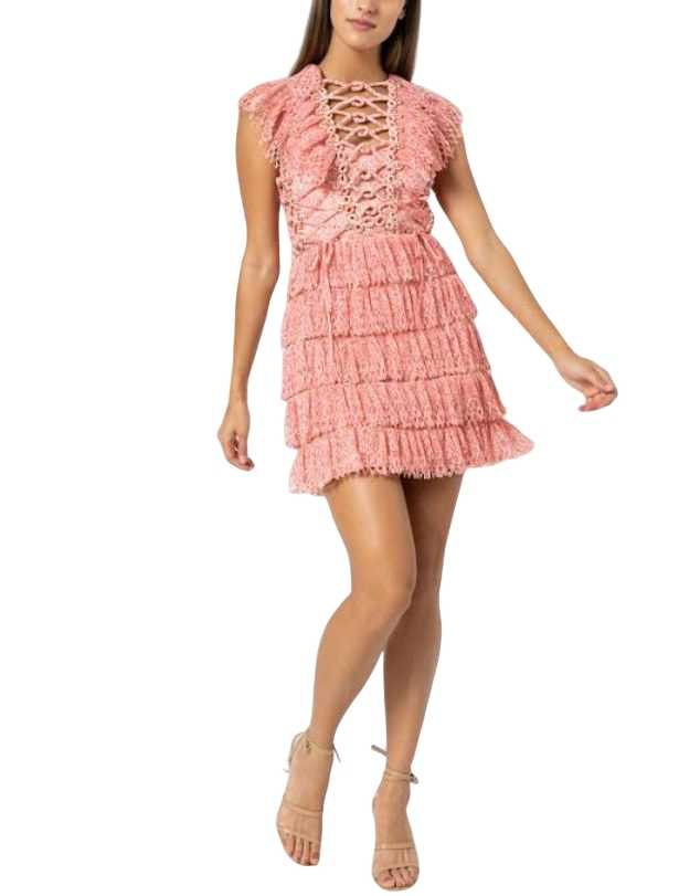 Thurley - Pageant Mini Dress