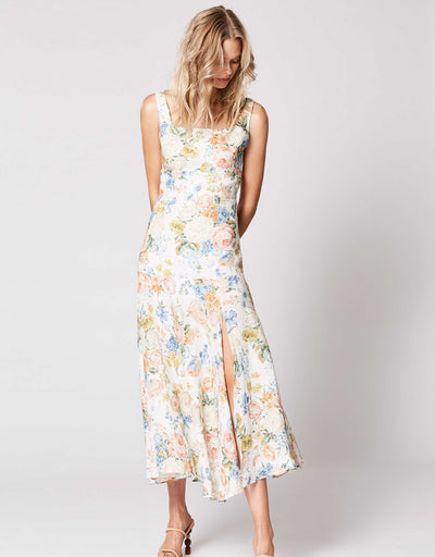 Winona - Flair Midi Dress