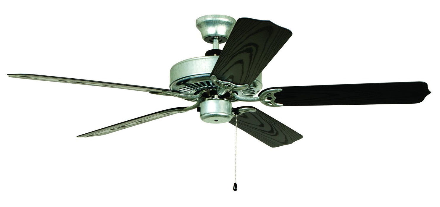"Craftmade END52GV5X 52"" Ceiling Fan with Blades Included - All-Weather in Galvanized"