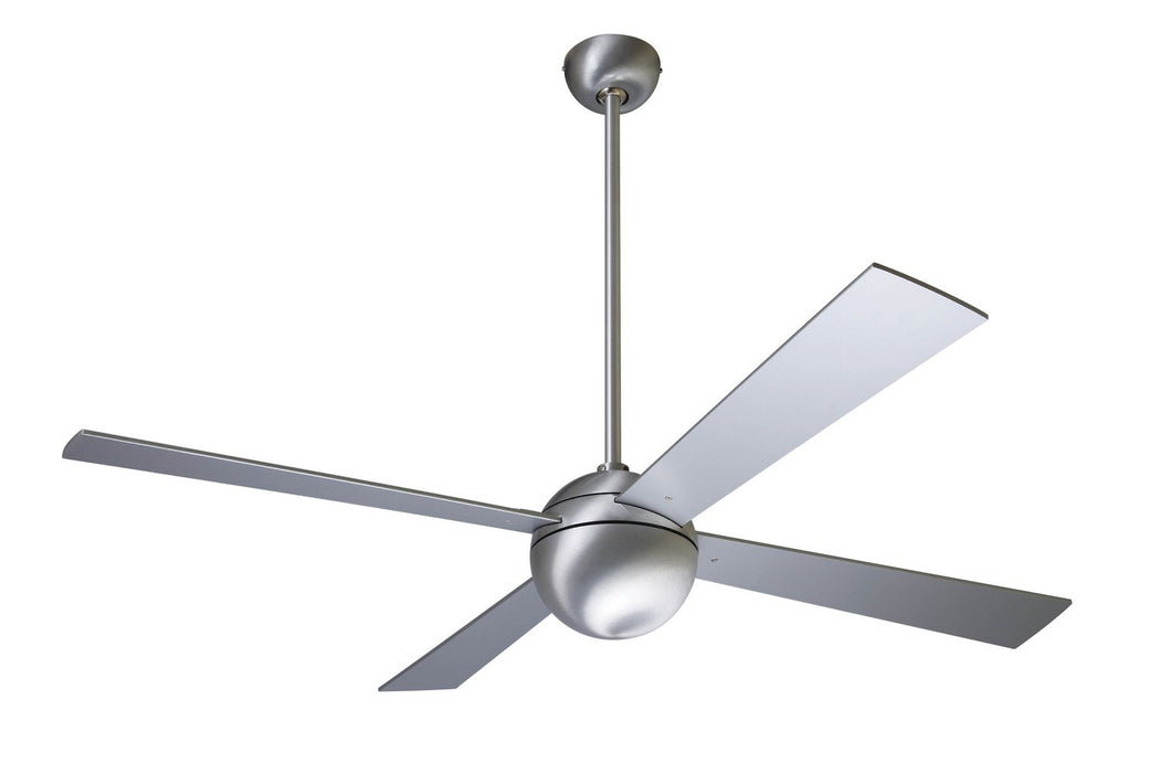 "Modern Fan Co - BAL-BA-42-AL-NL-001 - 42"" Ceiling Fan - Ball"
