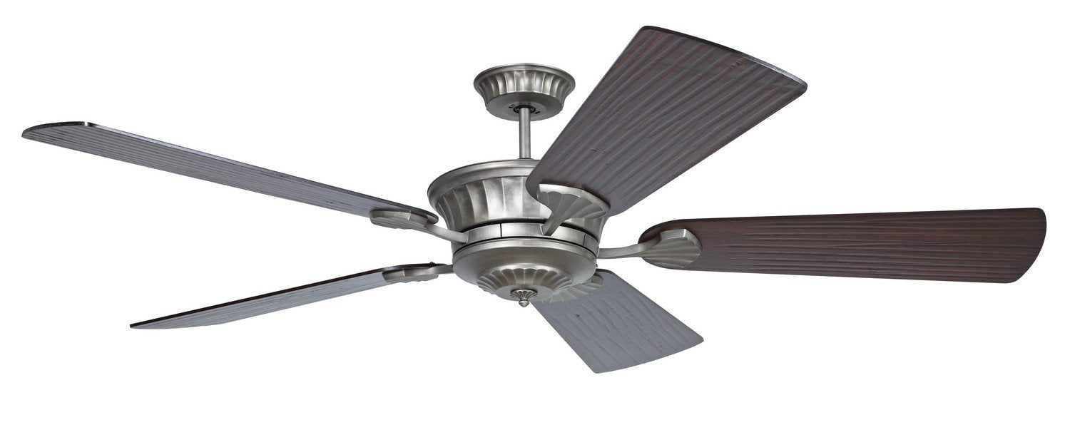 "Craftmade DCEP70AN 70"" Ceiling Fan with Blades Sold Separately - DC Epic in Pewter"