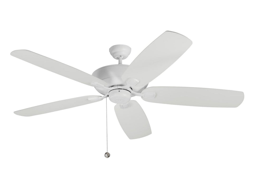 "Monte Carlo - 5CSM60RZW - 60"" Ceiling Fan - Colony Super Max"
