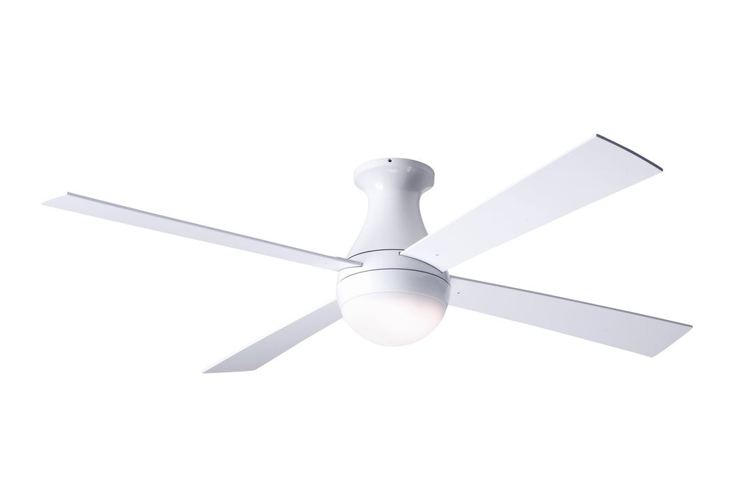"Modern Fan Co - BAL-FM-GW-52-WH-652-002 - 52"" Ceiling Fan - Ball"