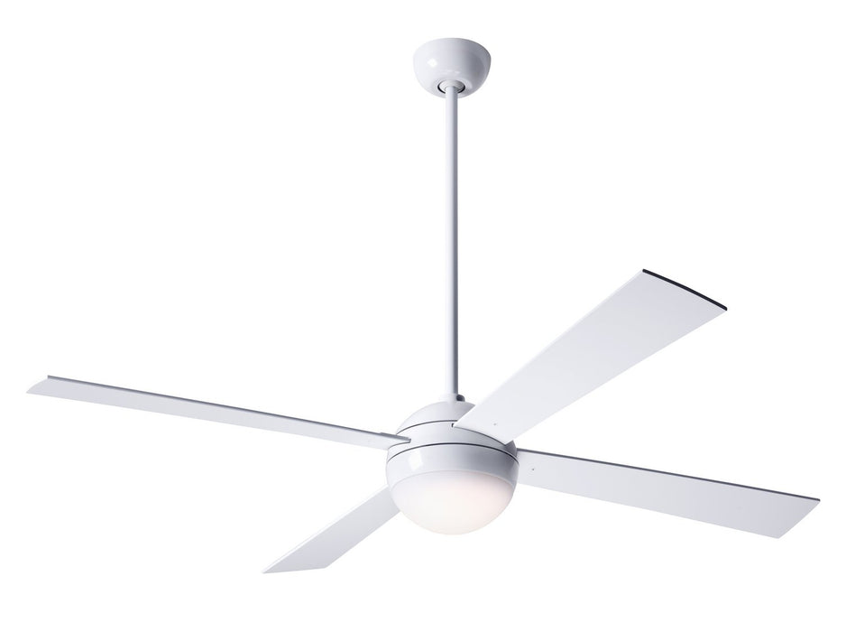 "Modern Fan Co - BAL-GW-52-WH-652-002 - 52"" Ceiling Fan - Ball"