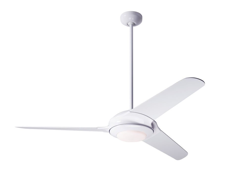 "Modern Fan Co - FLO-GW-52-WH-372-005 - 52"" Ceiling Fan - Flow"
