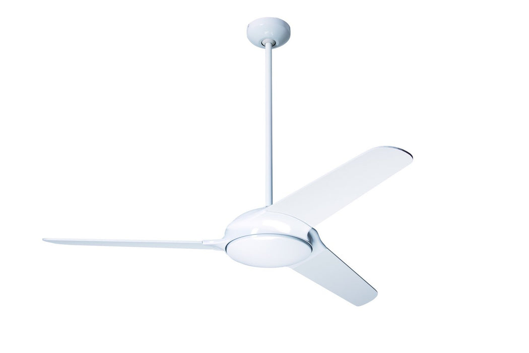 "Modern Fan Co - FLO-GW-52-WH-NL-001 - 52"" Ceiling Fan - Flow"