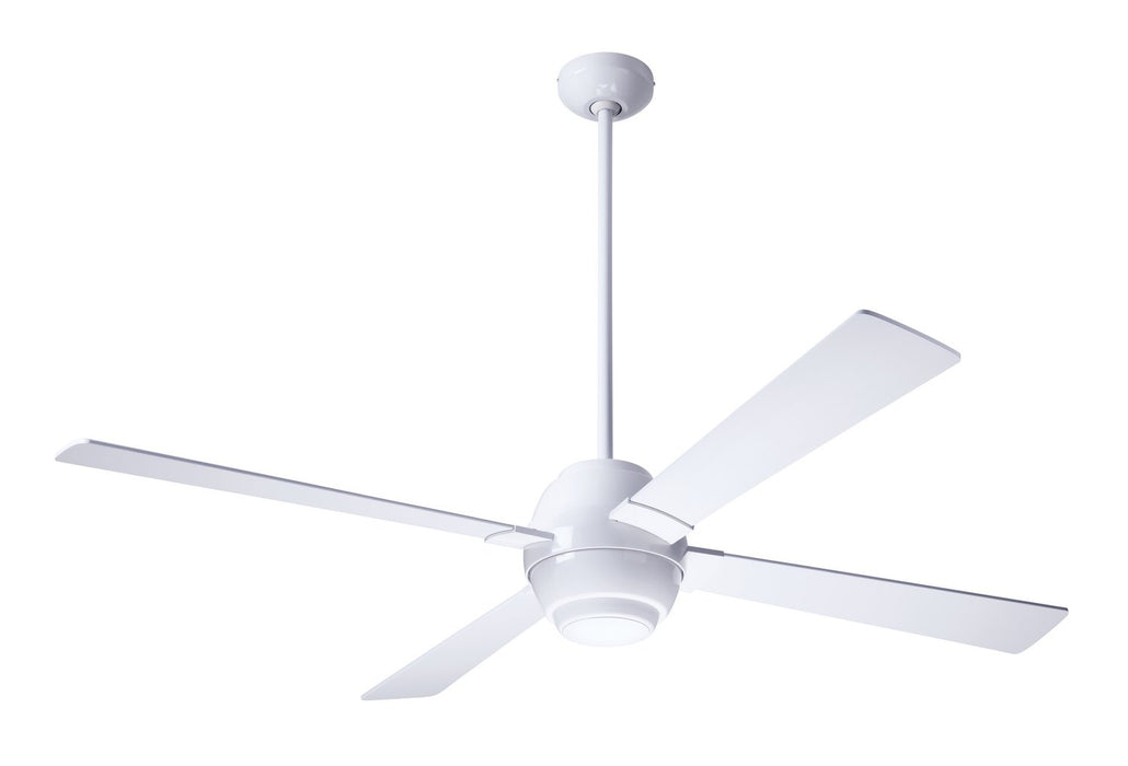 "Modern Fan Co - GUS-GW-56-WH-NL-004 - 56"" Ceiling Fan - Gusto"
