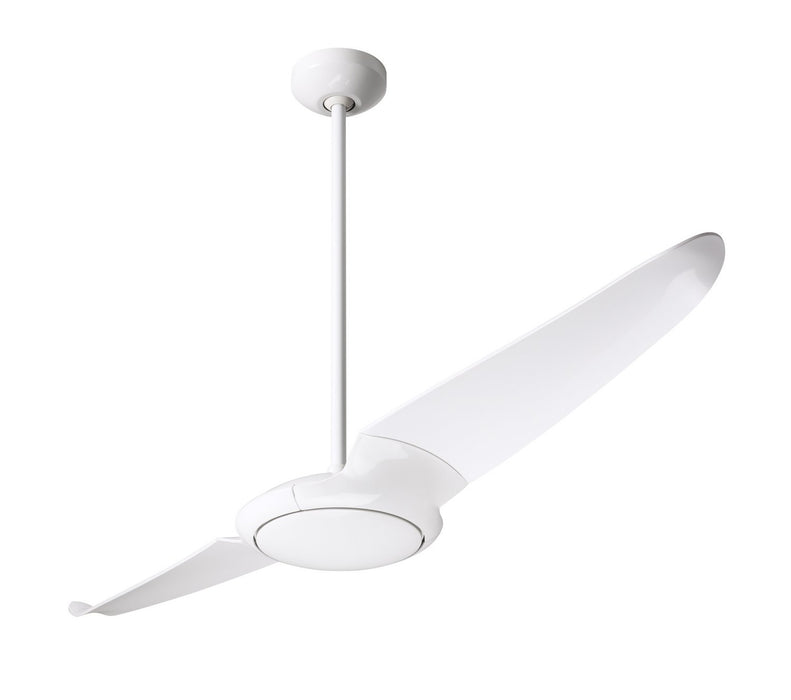"Modern Fan Co - IC2-GW-56-WH-NL-CC - 56"" Ceiling Fan - IC/Air2"