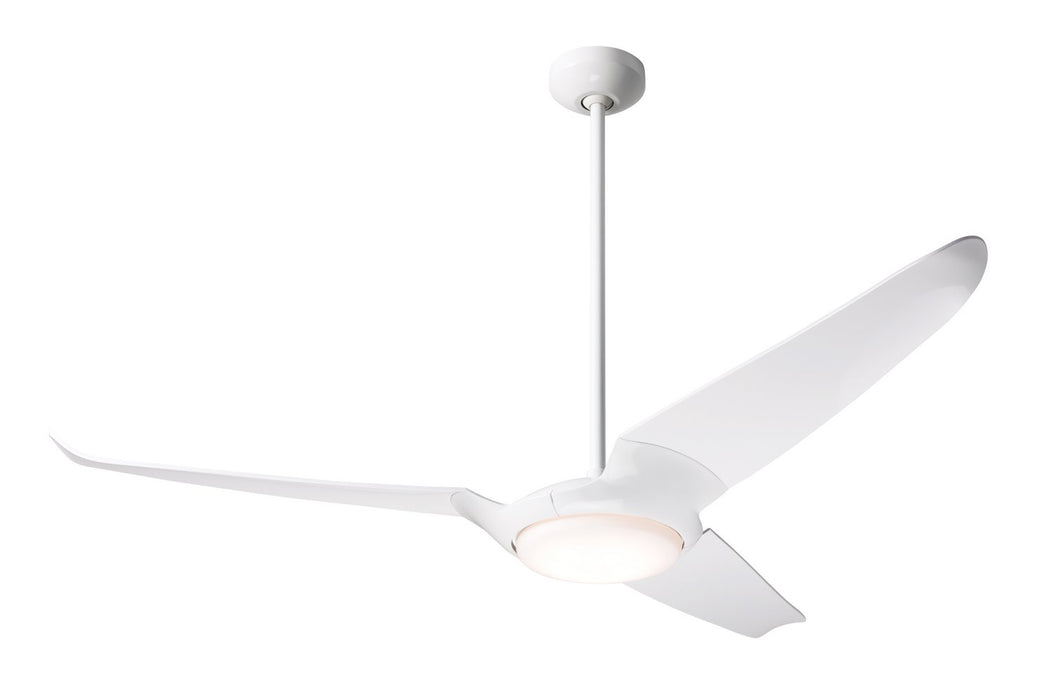 "Modern Fan Co - IC3-GW-56-WH-570-WC - 56"" Ceiling Fan - IC/Air3"