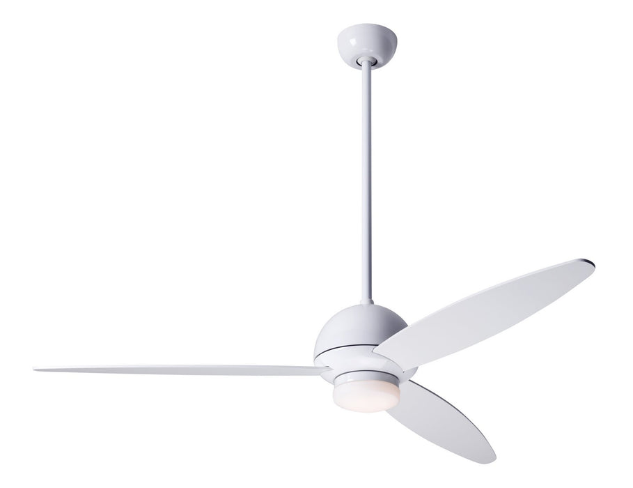 "Modern Fan Co - PLU-GW-52-WH-271-004 - 52"" Ceiling Fan - Plum"