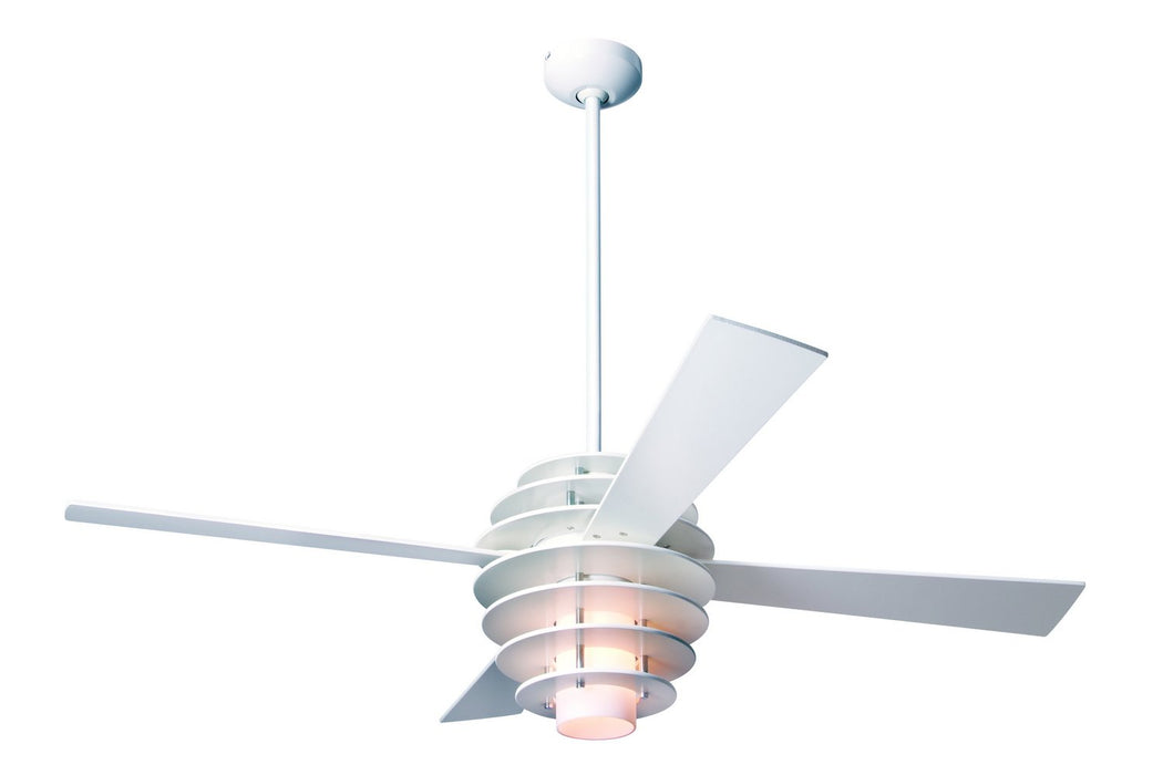 "Modern Fan Co - SLA-WH-52-WH-LED-004 - 52"" Ceiling Fan - Stella"