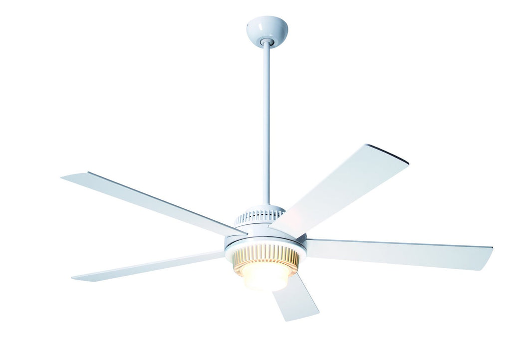 "Modern Fan Co - SOL-GW-52-WH-472-005 - 52"" Ceiling Fan - Solus"