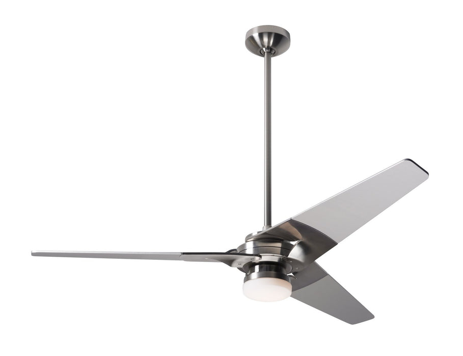 "Modern Fan Co - TOR-BN-62-NK-271-002 - 62"" Ceiling Fan - Torsion"