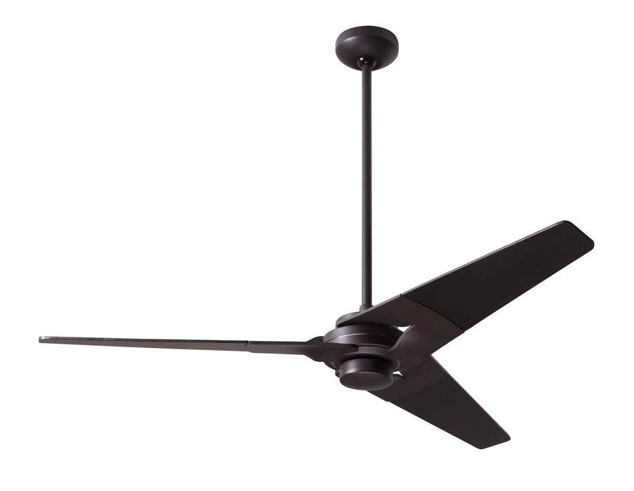 "Modern Fan Co - TOR-DB-52-BK-NL-001 - 52"" Ceiling Fan - Torsion"