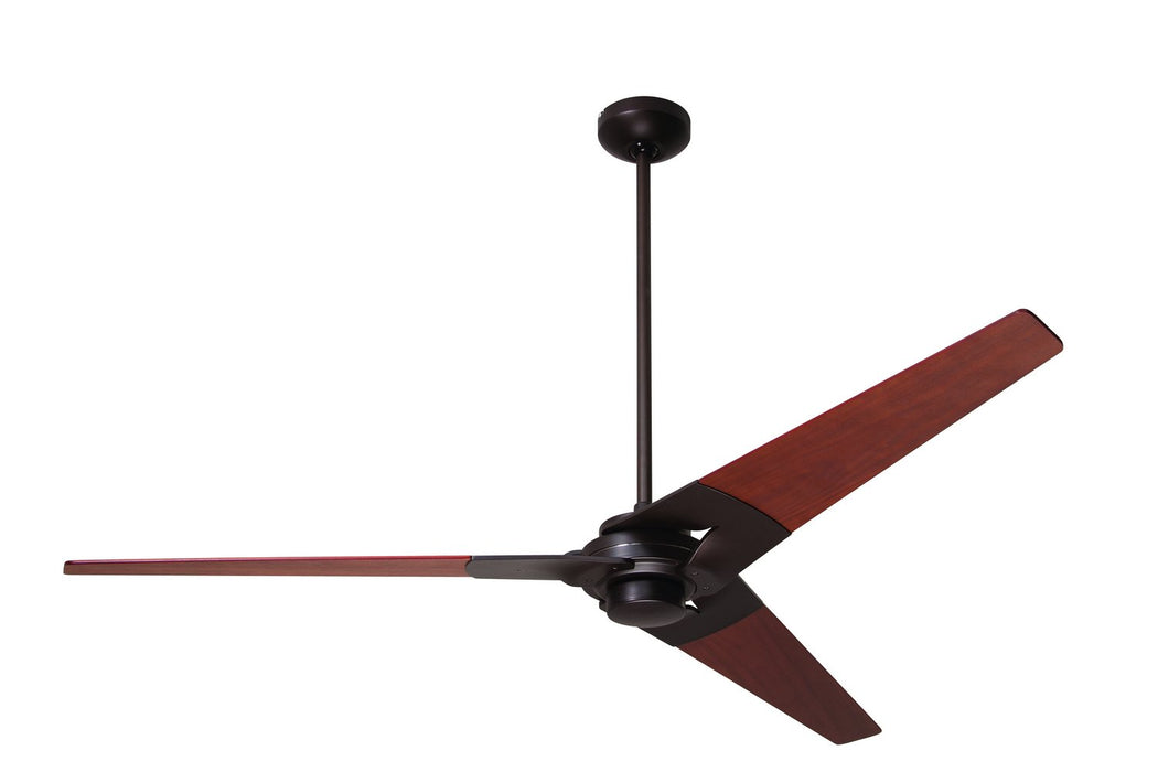 "Modern Fan Co - TOR-DB-62-MG-NL-003 - 62"" Ceiling Fan - Torsion"